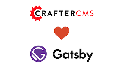 In-Context Preview for Gatsby with Crafter CMS